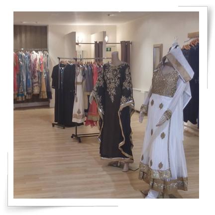 Our spacious boutique